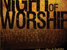Night of Worship CD