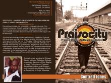 Praisocity Book Cover
